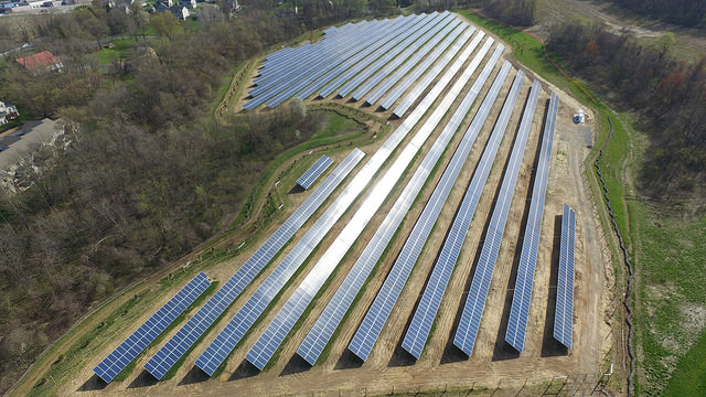 Largest education-sited solar array in Pa. completed at Elizabethtown