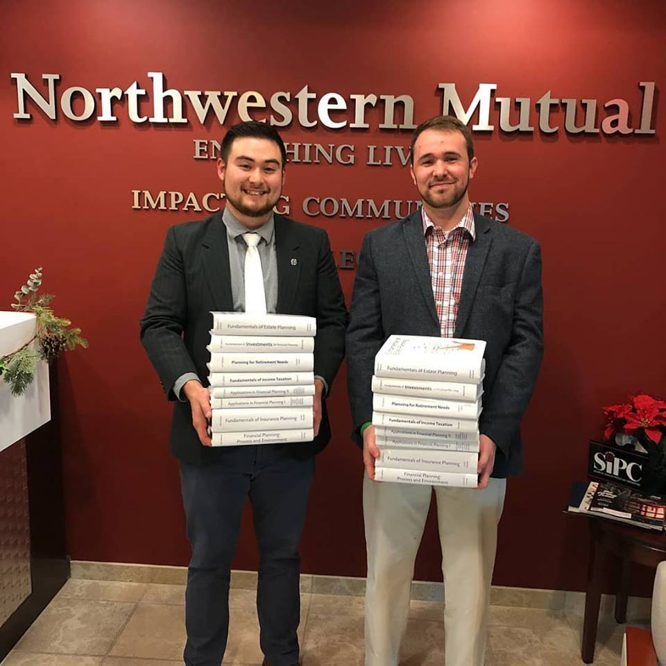 Elizabethtown College Alumni Duo Complete Certified Financial Planner Requirement in Record Time
