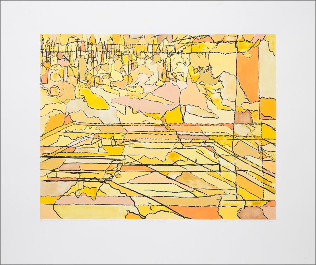 "Elizabethtown College Presents ""Traced Exteriors"" Printmaking Exhibit"