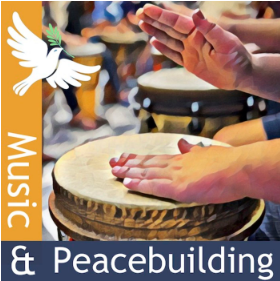 Music and Peacebuilding Podcast Features Bridget Moix, Peace Direct
