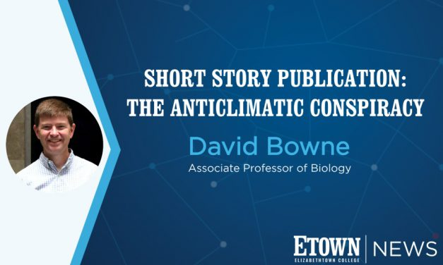 Bowne's Short Story Published in Online Journal