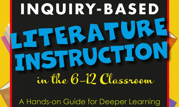Caprino Authors Inquiry-Based Literature Instruction Book