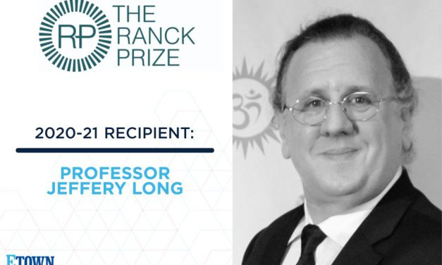 2020-2021 Ranck Prize for Research Excellence Recipient Announced