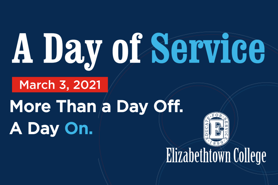 Elizabethtown College Day of Service Provides Aid for Thousands