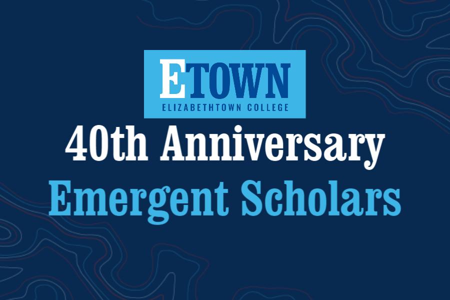 Emerging Scholars Program Celebrates 40th Anniversary