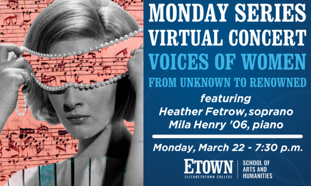 Virtual Concert Event Highlights Contributions of Women Throughout Music History