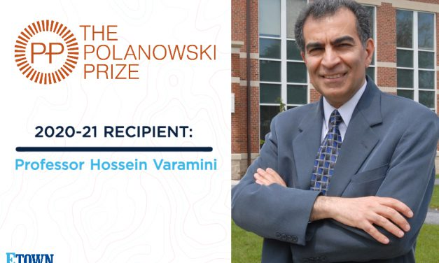 2020-2021 Polanowski Prize for Excellence in Faculty-Student Advising and Mentorship Recipient Announced