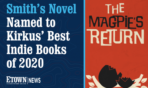 Smith's Novel Named to Kirkus' Best Indie Books of 2020
