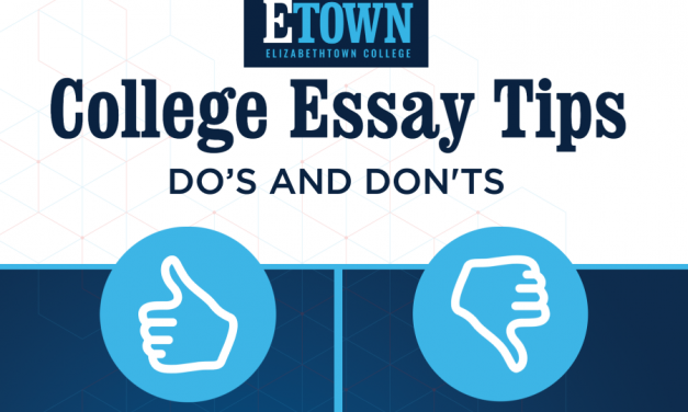 Tips for Writing Your Best College Essay