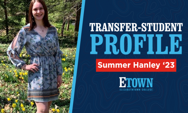 Transfer-Student Profile: Summer Hanley '23