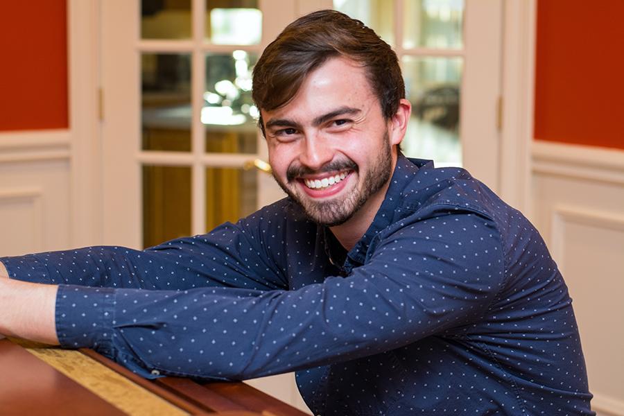 Etown Music Alumnus Garners Best Original Score Nomination
