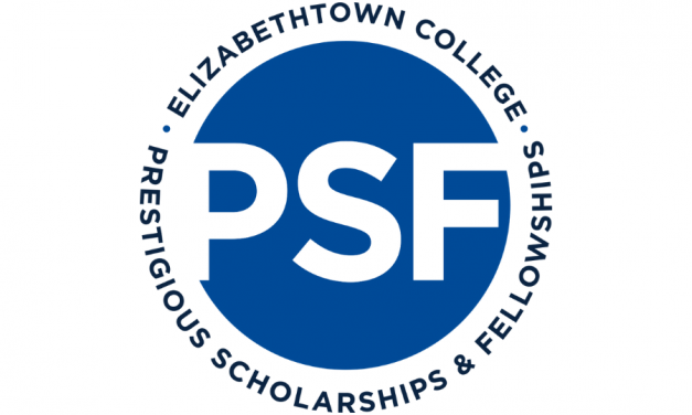 Record Number of Elizabethtown College Students Earn National, Prestigious Scholarships & Fellowships