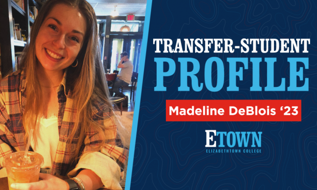 Transfer-Student Profile: Madeline DeBlois '23