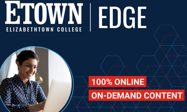 Elizabethtown College Launches Online Micro-Credential Platform