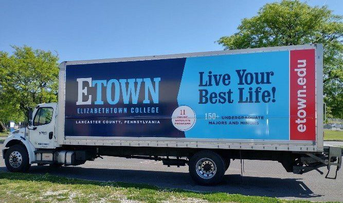 Elizabethtown College Hits the Road with the Help of Alumnus
