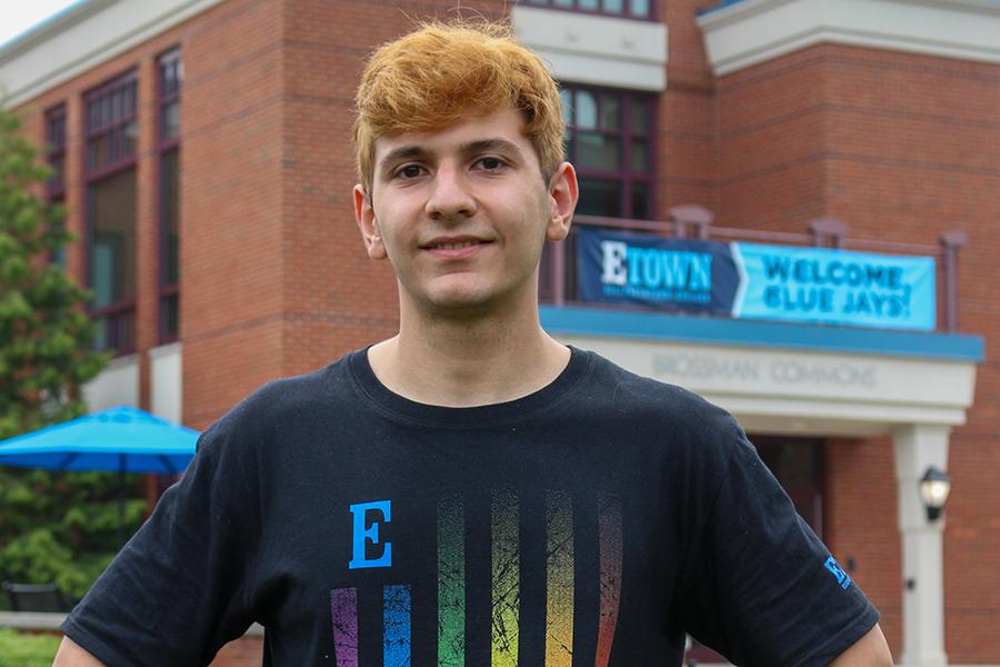 Etown GSA Celebrates Pride Month