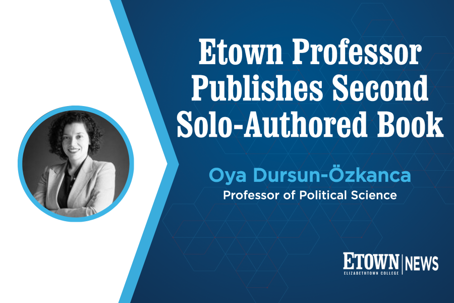 Political Science Professor Publishes Second Solo-Authored Book