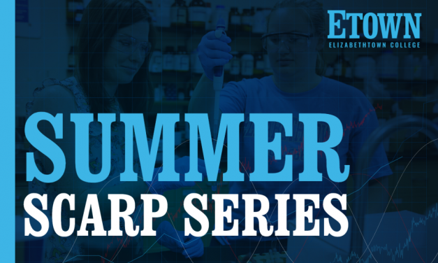 Elizabethtown College Students Complete Summer Research