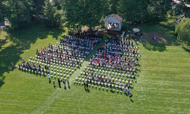Convocation Marks the Start of 2021-22 Academic Year at Elizabethtown College