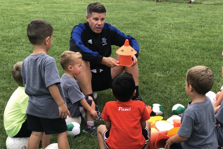 Elizabethtown College Alumnus Building a Different Kind of Youth Soccer Club