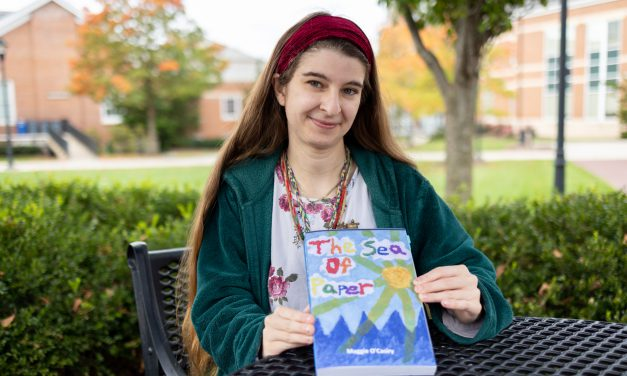 Elizabethtown College Education Student Publishes First Novel